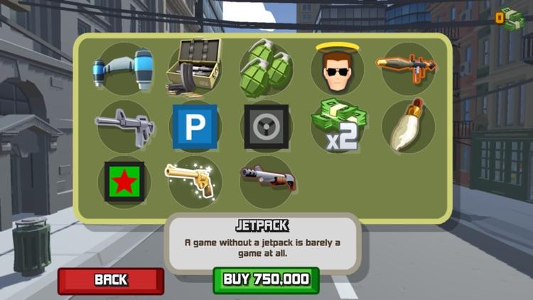 Gangster Crime Auto Polygon screenshot-7