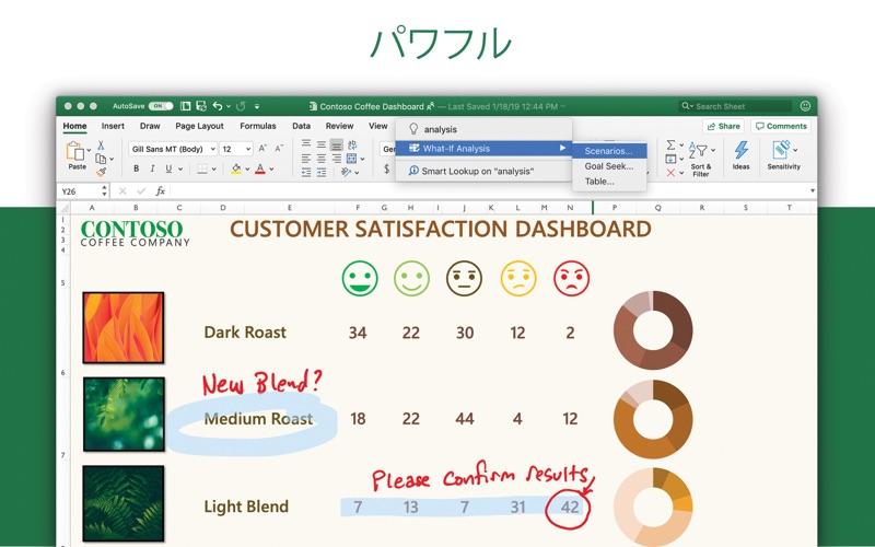 Microsoft Excel ScreenShot0