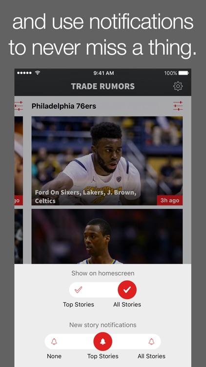 Trade Rumors screenshot-4