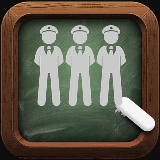 Border Patrol Exam Prep icon