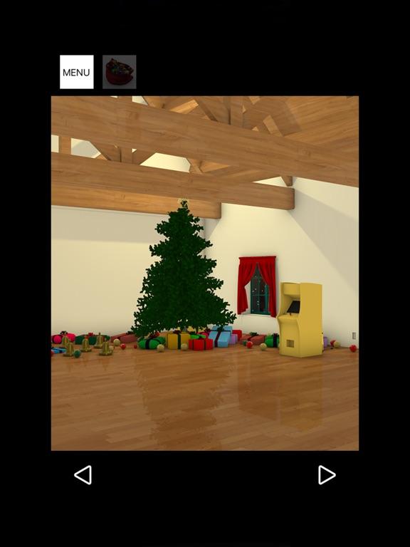 脱出ゲーム Christmas Eve 足音立てずこっそりとのおすすめ画像4