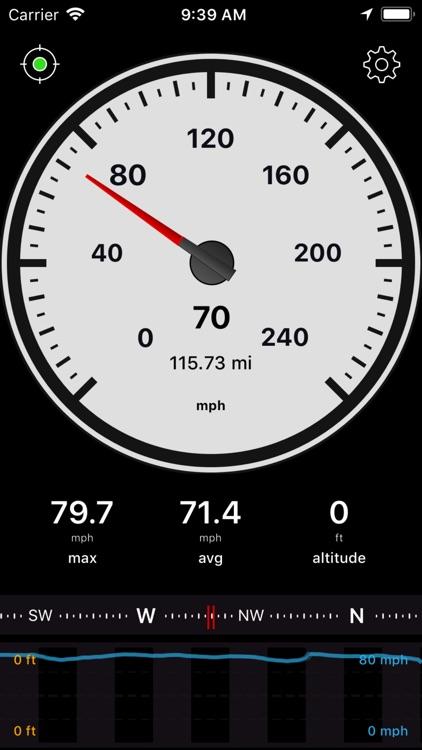 Speedometer Speed Box screenshot-4