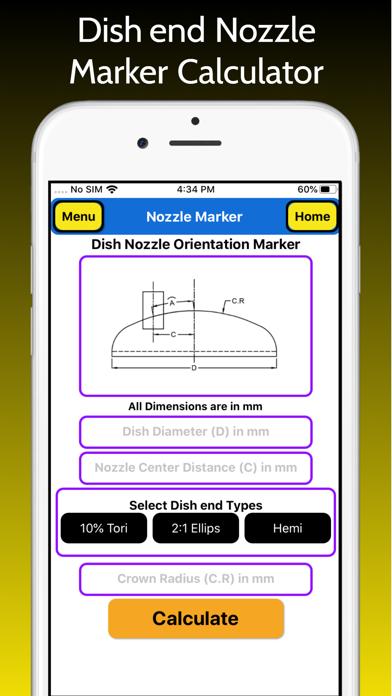 Nozzle Orientation Marker screenshot 3