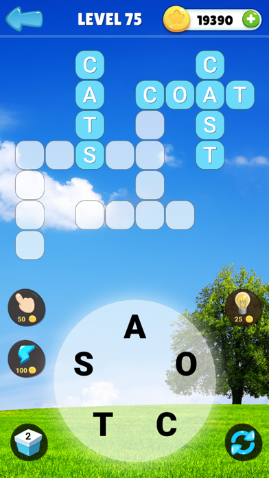 WordGlobe: Crossword Puzzles Screenshot