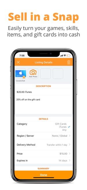 Gameflip - Buy & Sell on the App Store
