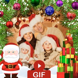 Christmas Animated Frames