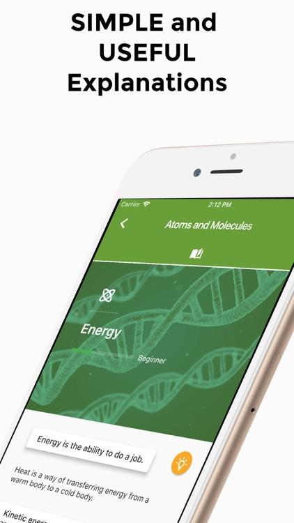 BiologyMaster - Basic Biology screenshot-4