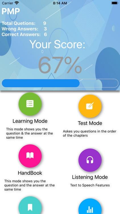 PMP Exam Prep Notes&Quizzes screenshot-5