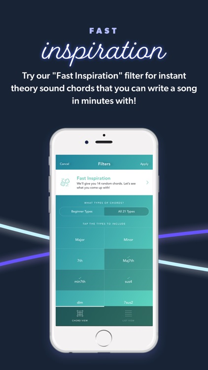 Song: Chord Resolution App screenshot-1