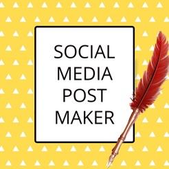 Social Post Maker - Planner on the App Store