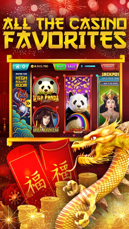 FaFaFa™ Gold – Slots Casino screenshot-3