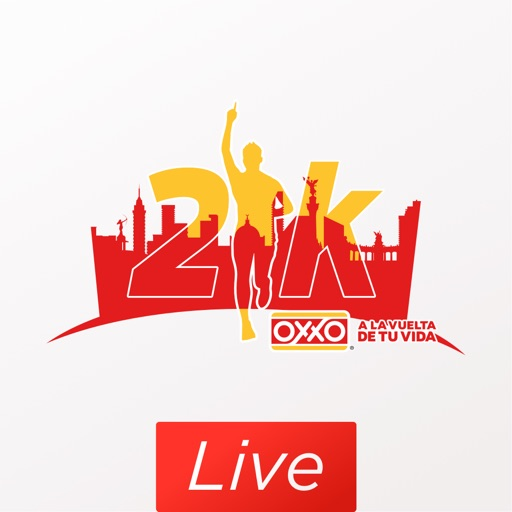 21K OXXO CDMX