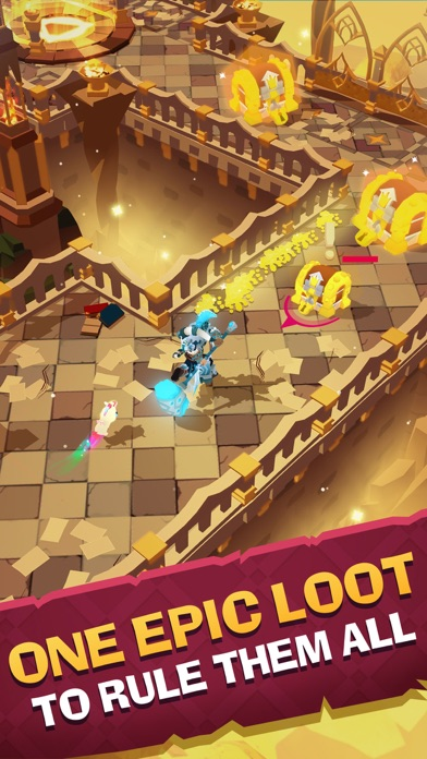 Mighty Quest For Epic Loot RPG screenshot 6
