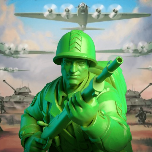Army Men Strike: Toy Soldiers