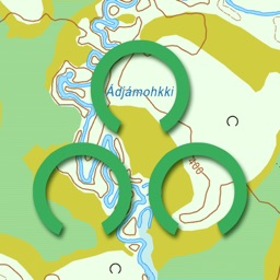 Terrain Map Finland