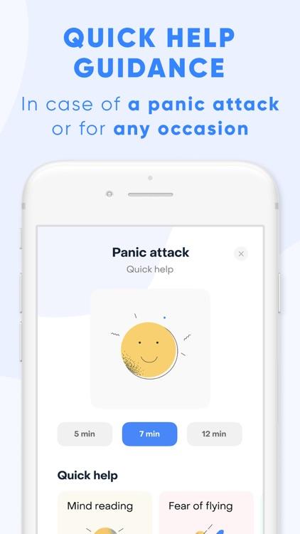 Patronus: Mental Health Guide screenshot-5