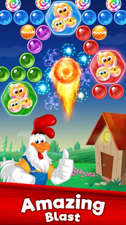 Farm Bubbles Bubble Shooter screenshot-2