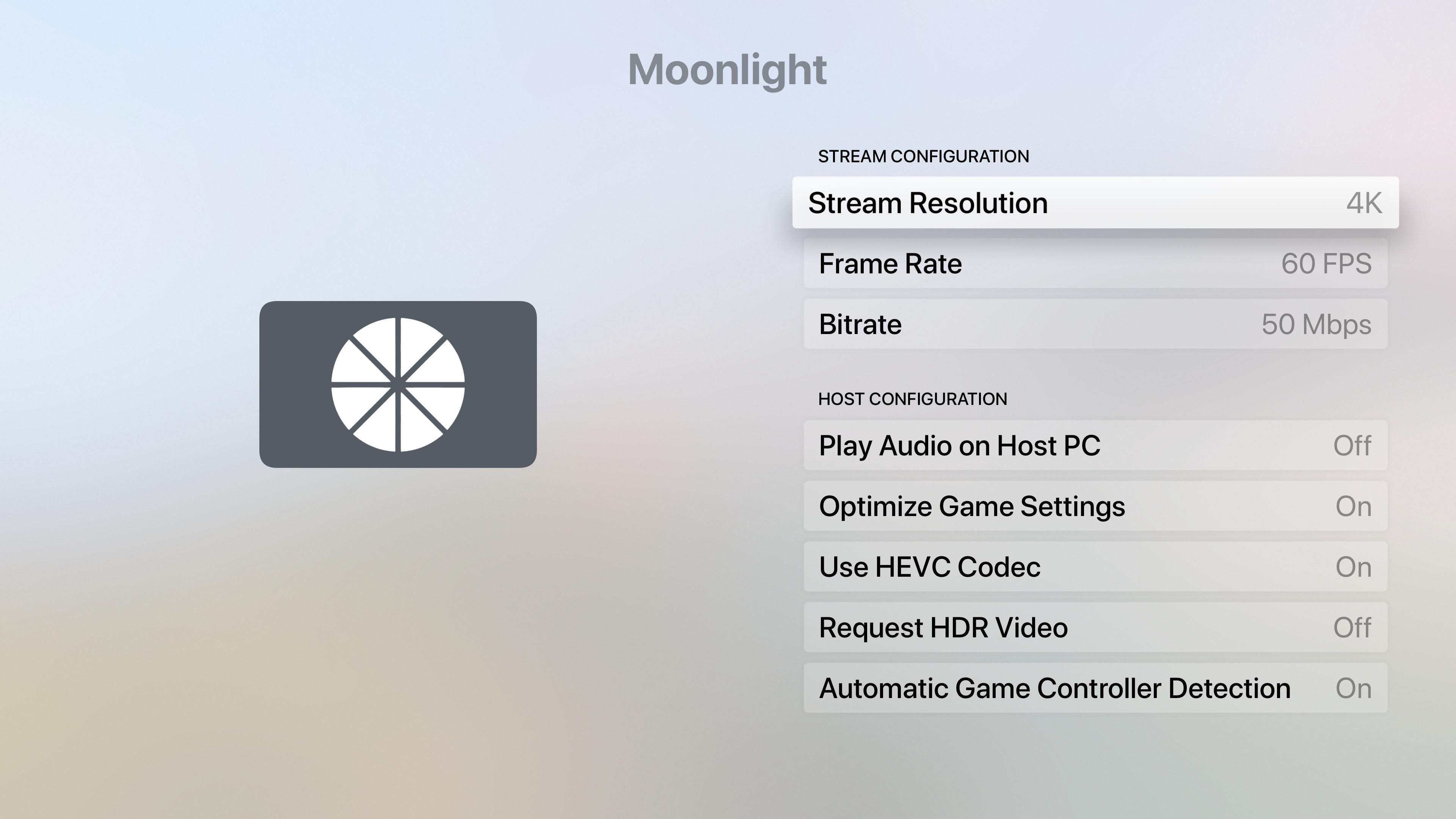 Moonlight Game Streaming screenshot 8