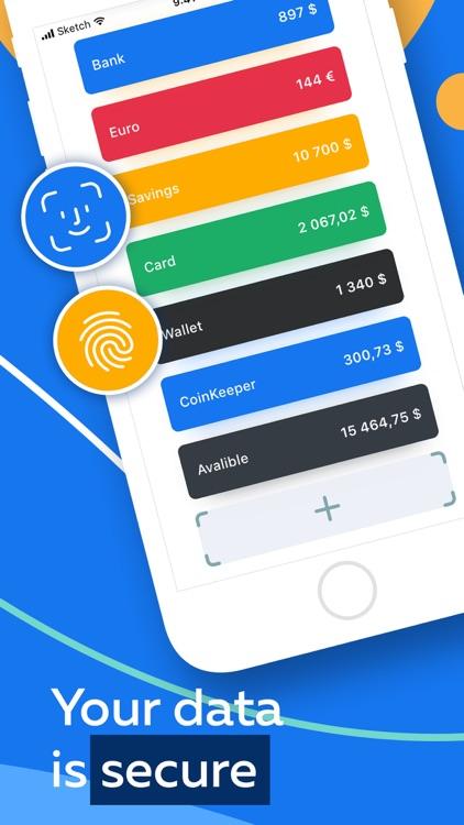 CoinKeeper³ - money manager screenshot-4