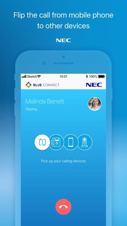 UNIVERGE BLUE™ CONNECT screenshot-3