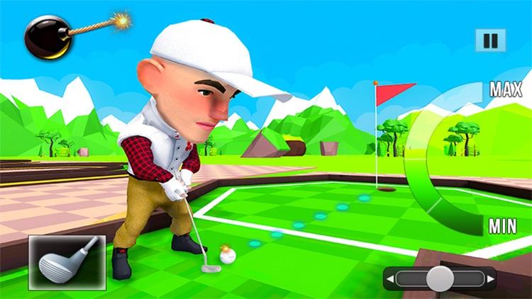 Boom Golf 3D screenshot-6