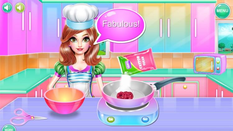 Food Maker - Dessert Recipes screenshot-3