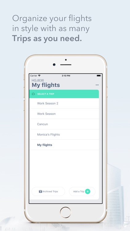FlightLogger - Flight Tracker screenshot-5