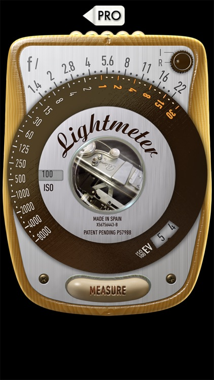 myLightMeter PRO screenshot-3