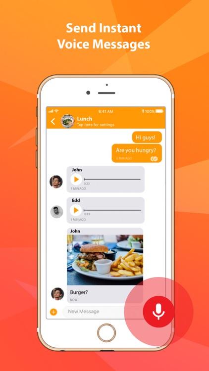 VoipZilla secure messenger screenshot-6