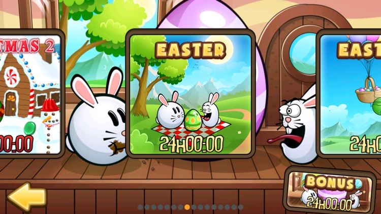Candy Jewel Easter Match 3 screenshot-4