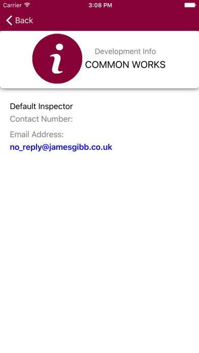 James Gibb Plus screenshot three