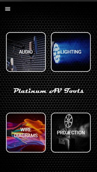 Platinum AV Tools screenshot 1
