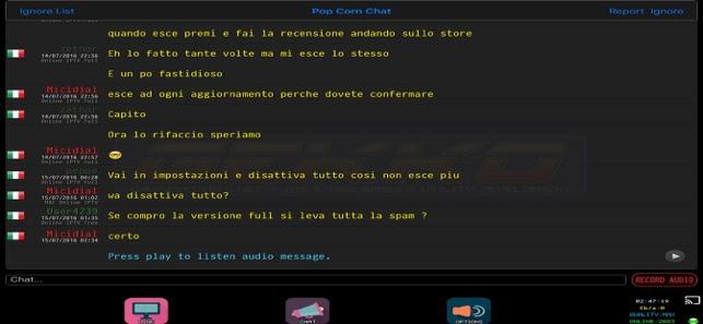Pop Corn - IPTV Time Relax on the App Store