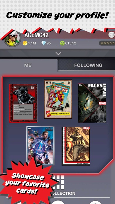 MARVEL Collect! by Topps Screenshot