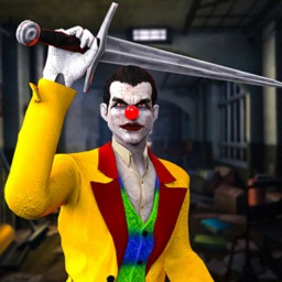 Creepy Clown Neighbor Escape