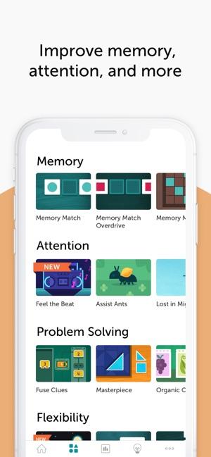 Lumosity: Brain Training on the App Store