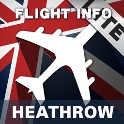 Heathrow Flight Info. Lite