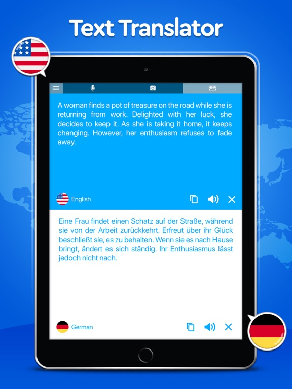 Voice to Voice Translator App screenshot 17