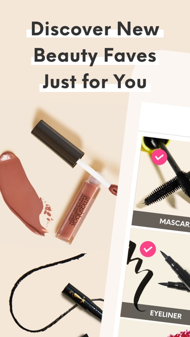 Screenshot for ipsy - Beauty, makeup & tips in United States App Store