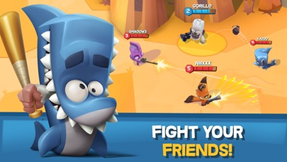 Zooba: Zoo Battle Royale Game screenshot 2