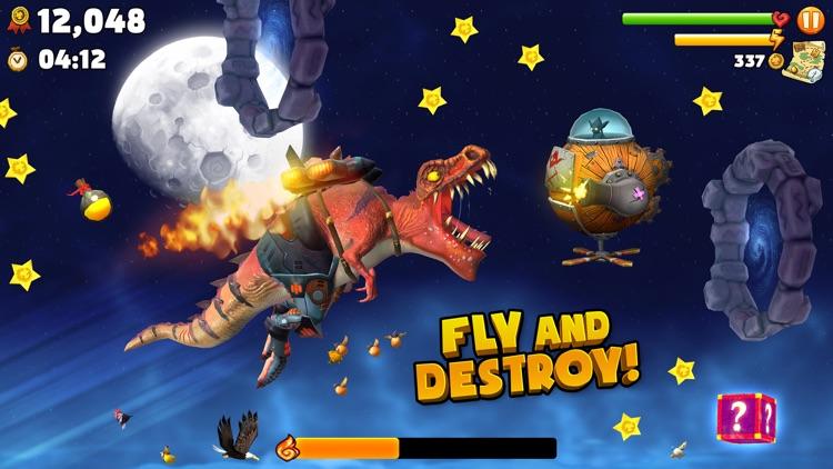 Hungry Dragon™ screenshot-3