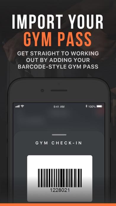 SHRED: Gym Workout & Tracker screenshot 8