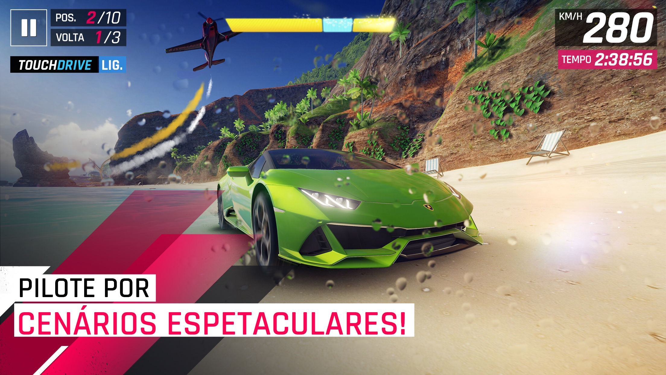 Screenshot do app Asphalt 9: Legends