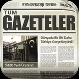 Tüm Gazeteler ve Manşetler