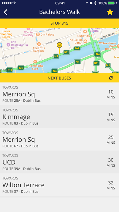 点击获取Nexbus Dublin