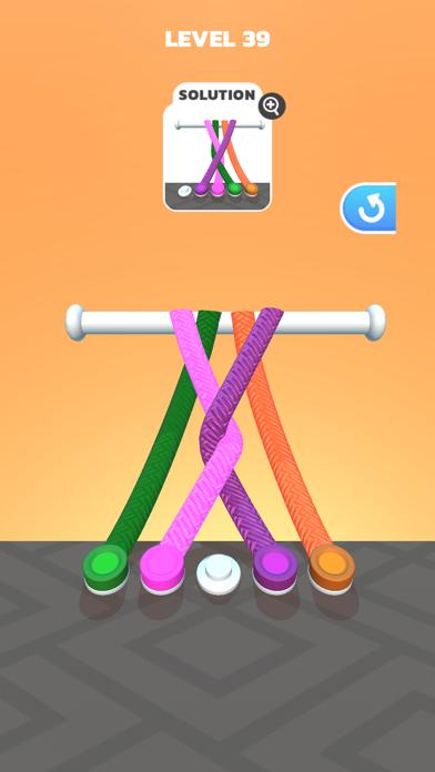 Tangle Master 3D screenshot 1