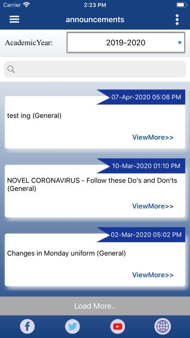Velankanni Group Of Schools screenshot 4