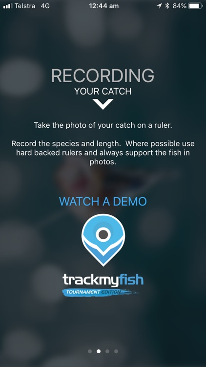 Track My Fish for Tournaments screenshot-2