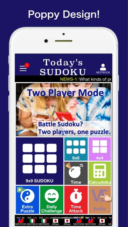 Sudoku — Next Number Puzzle screenshot-0