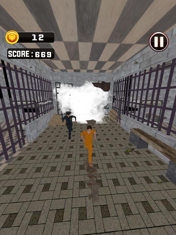 Grand Prison Escape Runner screenshot 12